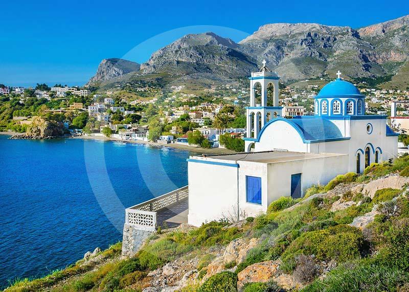 Rejs na Kalymnos z Bodrum