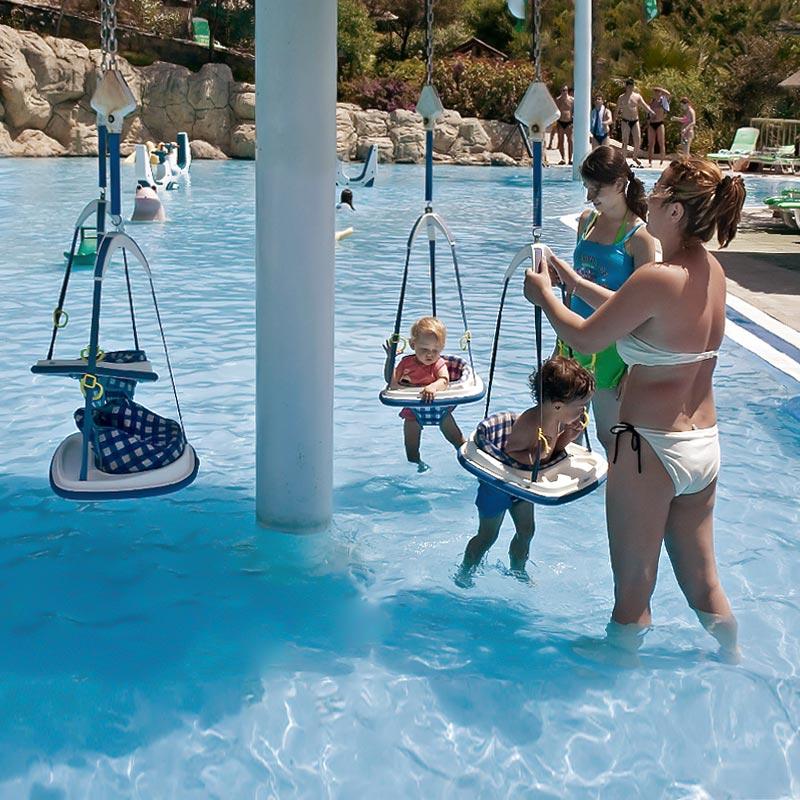 Aquapark Bodrum.Wycieczka fakultatywna z Bodrum do Aquapaku.Basen dla dzieci