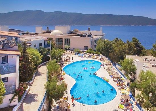 Opinie hotel Bodrum Holiday resort i basen hotelu