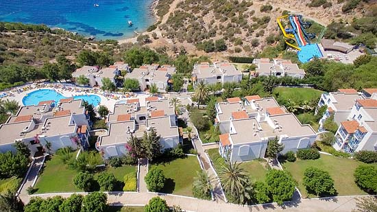 opinie hotel bodrum holiday resort