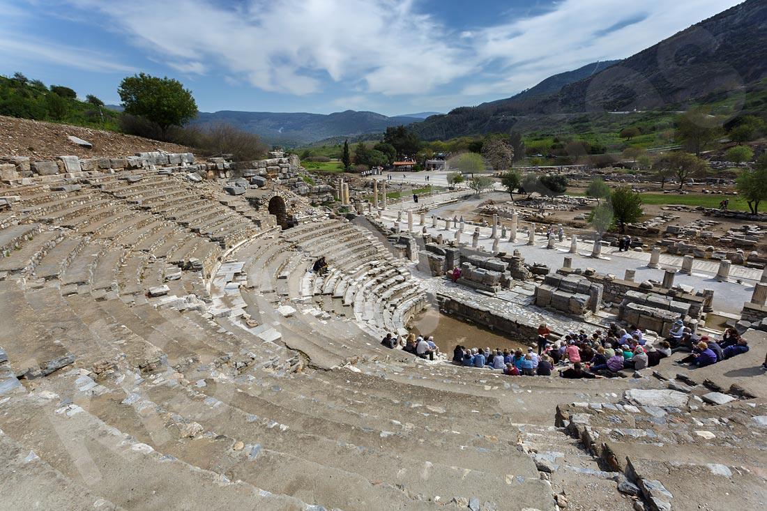 Efez z Bodrum.Odeon