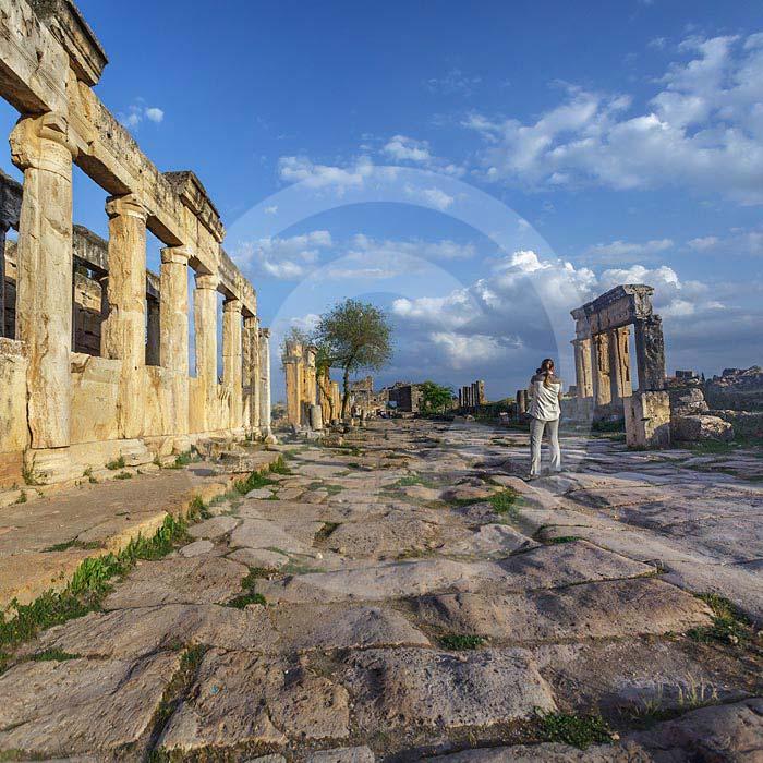 Hierapolis Wycieczka Pamukkale z Bodrum