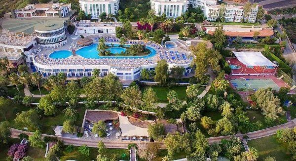 hotel bodrum holiday resort opinie