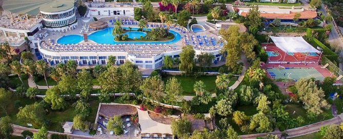 hotel bodrum holiday resort opinie