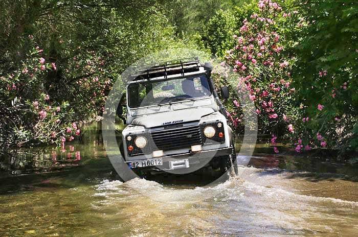 Jeep safari w bodrum - Delfinarium Bodrum