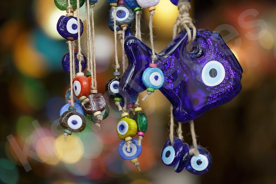 oko proroka bazar w bodrum Turcja