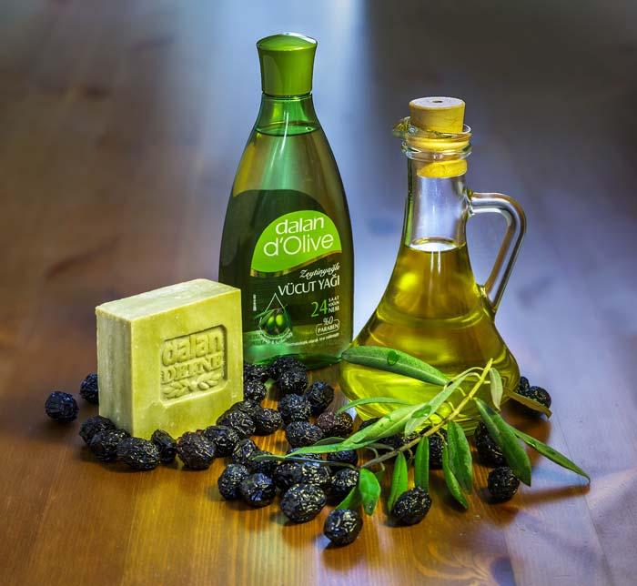 Co przywieźć z Turcji na pamiątkę - produkcji oliwek i oliwki z oliwek
