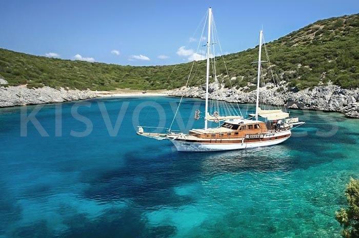 Delfinarium Bodrum - Błękitny Rejs statkiem w bodrum