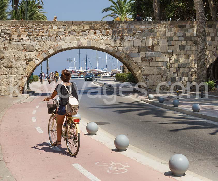 Wyspa Kos z Bodrum - wycieczka na Kos - Kos rowerem
